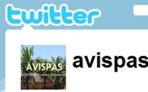 AVISPAS Twitter